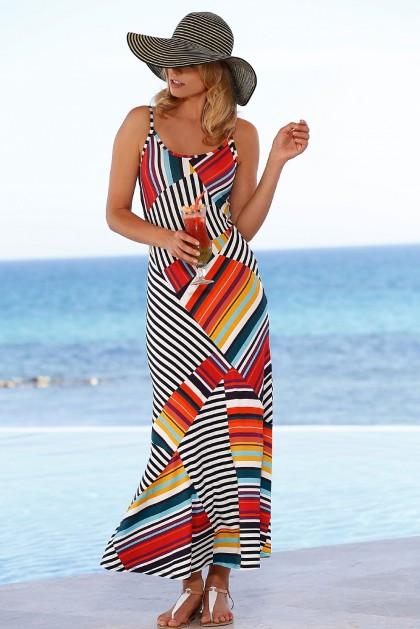 robe-longue-ete-femme-mosaiques
