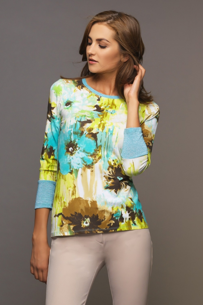 T-SHIRT-COLORE-HIVER-LISE