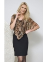 ROBE DONNA PANTHERE HIVER