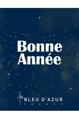 CARTE CADEAU BONNE ANNÉE