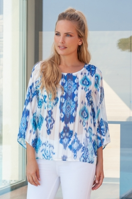 BLOUSE CALVI SUMMER DANCE