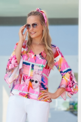 BLOUSE MOCA MIAMI