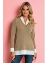 PULL CHEMISE MOLLY BEIGE