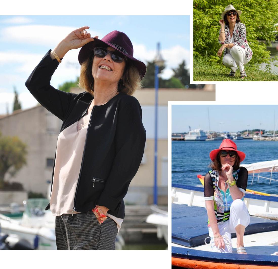 Magali, ambassadrice Bleu d'Azur