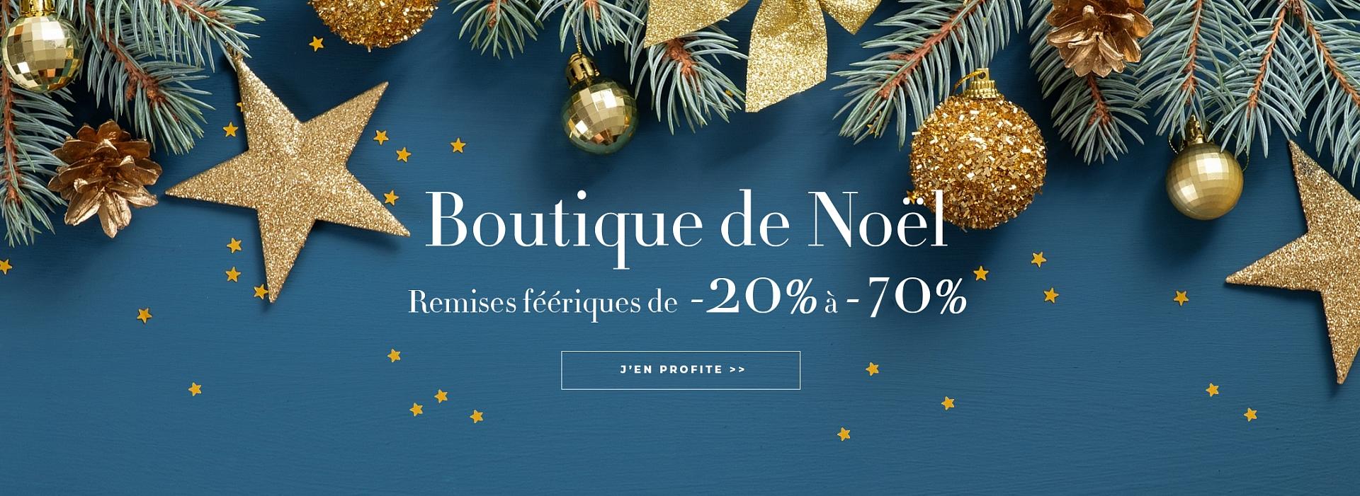 Boutique de Noël 2019