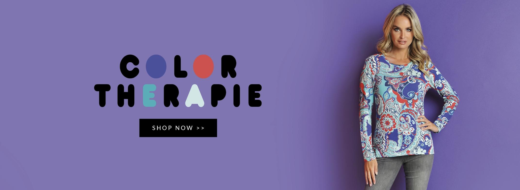 Faites une cure de Color Thérapie !