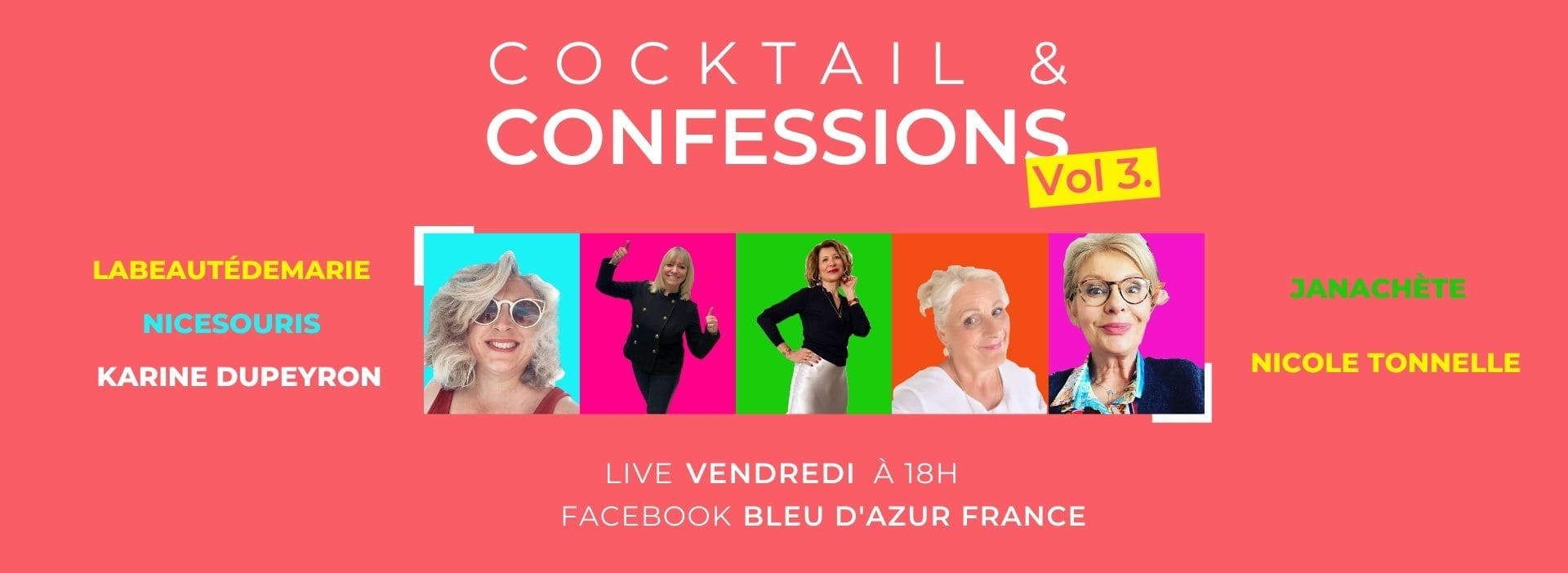 COCKTAIL & CONFESSIONS VOL.3
