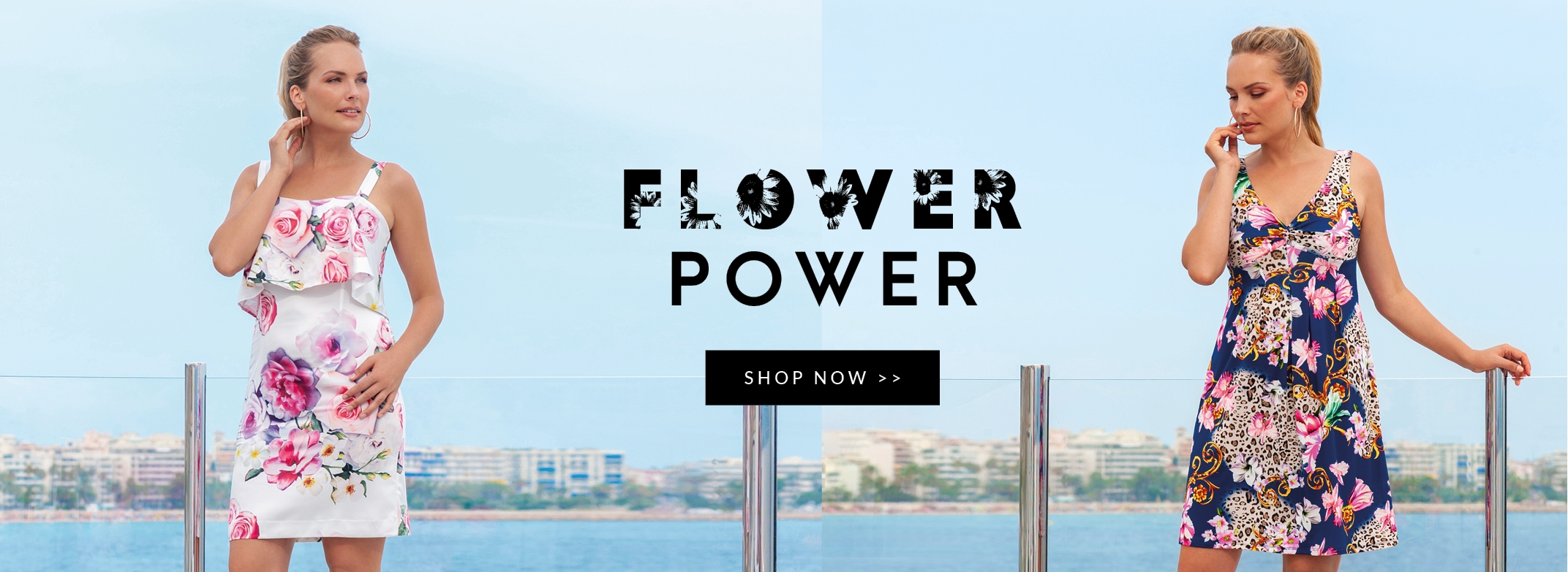 Flower Power I Le Motif Tendance !